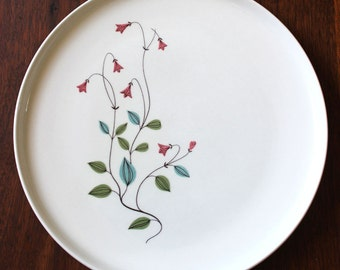 Franciscan Winsome. Mid century modern salad plate.