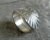 Silver Spoon Ring Radiance 1939