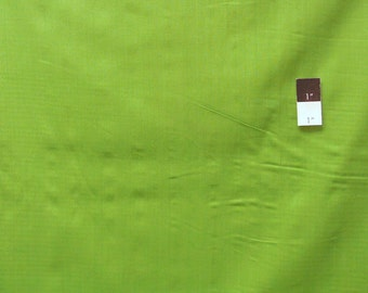 Kaffe Fassett SC43 Shot Cotton Lime Fabric 1 Yard