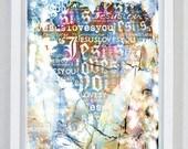 Jesus Loves You Print, Jesus Art, Inspirational Bible Verses, Religious Gift, Christian Wall Art Decor, contemporary Art, Bible Verse, Gifts