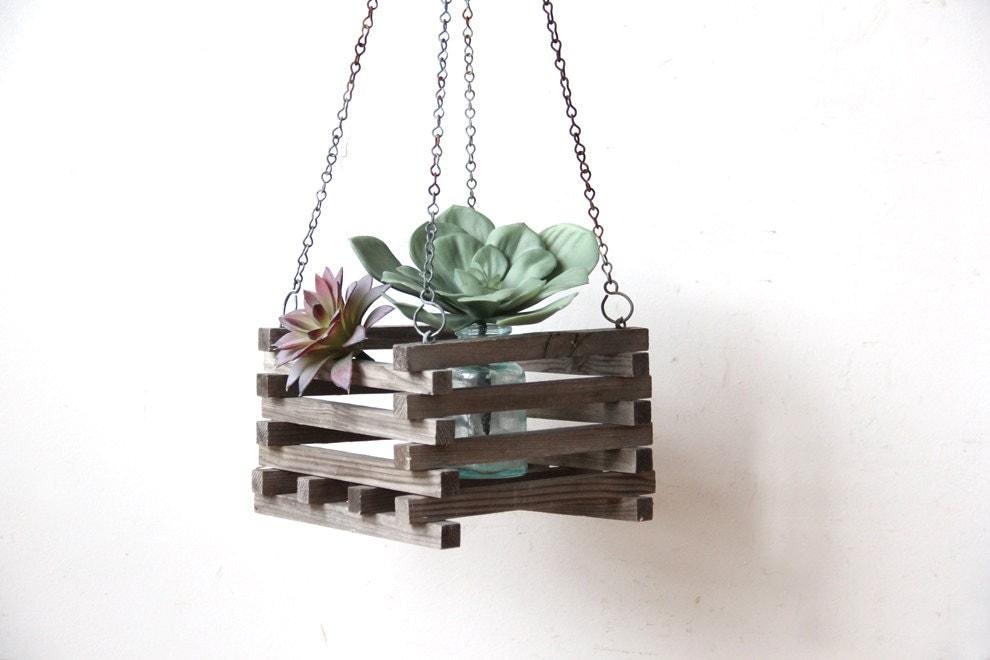 superb wood planter plans