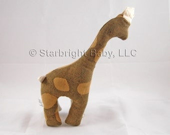 Natibaby Jaffy Teething Giraffe