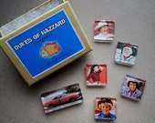 Dukes of Hazzard Magnet Set