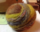 Pincushion Wool Needle felted