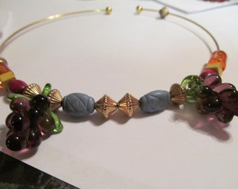grape neck ring