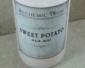 Sweet Potato - Hair Mist - Detangler & Styling Primer - Sweet Potato, Sugar/Spice, Marshmallow - Limited Edition