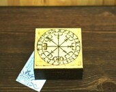 Viking Compass Box