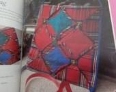 2 Hardcover purse books
