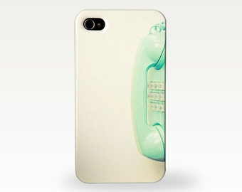 Retro Telephone Phone Case. Hard Case for iPhone 4/4s, 5/5s, 5c, 6, 6 Plus and Samsung Galaxy S3, S4 - How Are You?