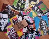 """Assorted Postcards - Set of 10 or 20 - Approx.  4 x 6"""" - Randomly Selected Art Postcards"""