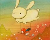 Go Bunny Go!