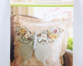 Anna Griffin Butterfly Pillow Pattern designed by me