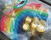 Pots of Gold at the End of the Rainbow Treat Bags Custom Order for npalesano