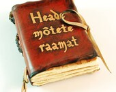 Supernatural leather Diary Book of Good Thoughts (Estonian)