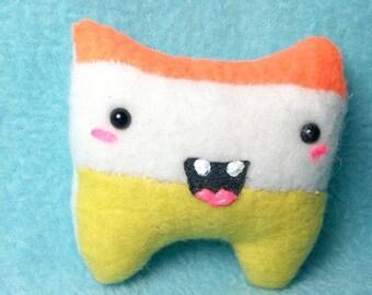 Candy Corn - Cute Plush Monster