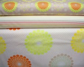 YARD Bundle - 5% OFF! Riley Blake, Ashbury Heights, Designer Cotton Quilt Fabric, Gray Fabric, Floral Fabric, Quilting Fabric