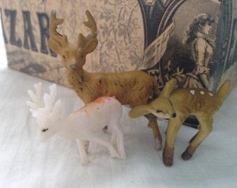 Vintage Toy Deer