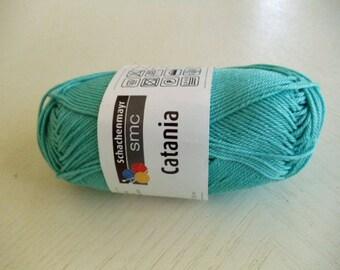 Catania 100% Cotton Yarn in Jade