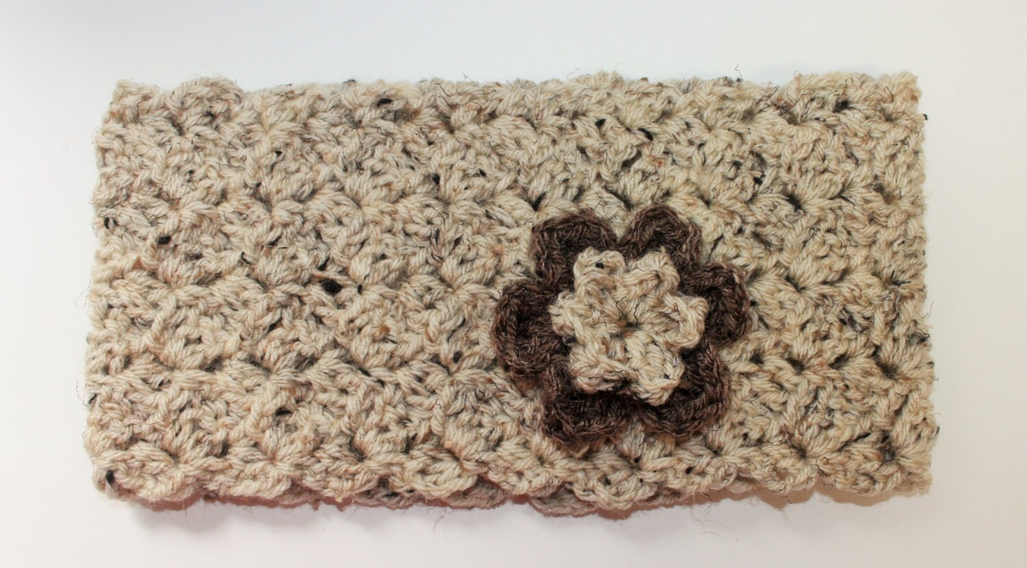 Crochet PATTERN Ear Warmer Toddler to Adult by ...