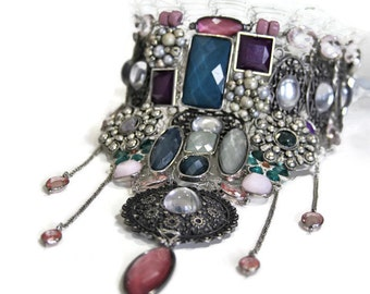 statement necklace . midsummer nights dream