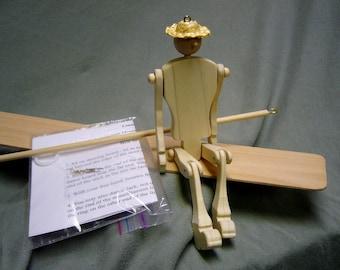 Limberjack - Jig Doll - Limber Jack - A Dancing Wooden Doll