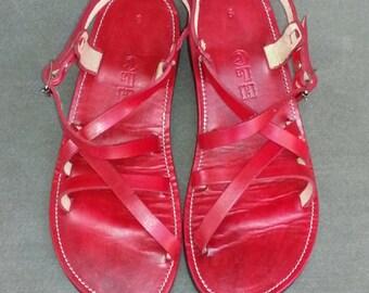 Hunter - Wanderer Collection - Leather Sandal
