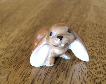 Hagen Renaker Lop Ear Bunny