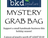 Exotic Papers Jewelry Mystery Grab Bag Sale - 5 PIECES for 17.75 - Ready For Relaunch