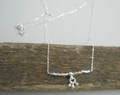 Simple Sterling Silver Necklace