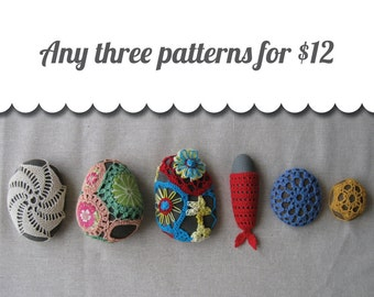 Discount Pattern Package: Choose Any 3