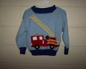 Firemen Sweater