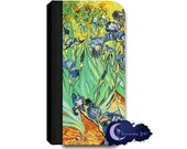 Irises by Vincent Van Gogh Wallet Case for iPhone