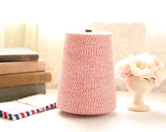25 Yards RED Baker's Twine, FREE SHIPPING with another purchase, String Twine, Bakers Twine, Holiday, Gift, Packaging Twine