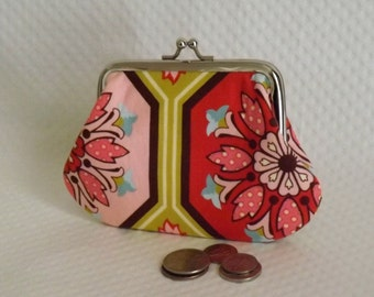 Change purse - Coin Purse - Pink Change Purse - Pink Coin Purse