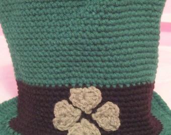 St. Patricks Day Irish hat Leprechaun Top Hat Photo Prop