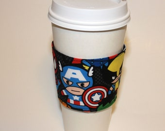 Cutie Comics Coffee Sleeve