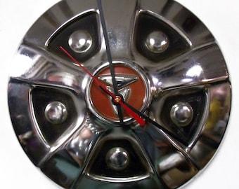 1971 - 1983 Toyota Hilux Truck Hubcap Wall Clock - Pickup Hub Cap - 1972 1973 1974 1975 1976 1977 1978 1979 1980 1981 1982