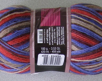 Alize Superwash Sock Yarn, 100g/459 yd, #4658