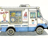 Mr Softee Truck