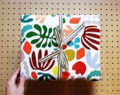 """Gift Wrap // Matisse is my muse // Each roll is 26"""" inches X 36"""" inches // That's 3 feet"""