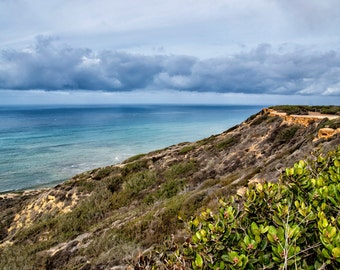 """San Diego Photography - """"Point Loma"""" - 11x14 Print, Matted to 16x20 - fits in standard frame"""