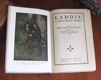 Laddie, by Gene Stratton-Porter, 1913