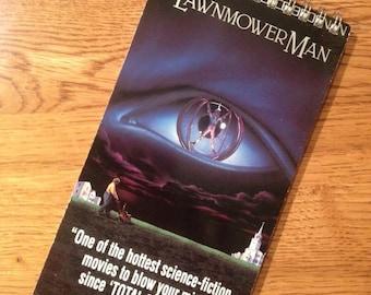 Lawnmower Man Notepad