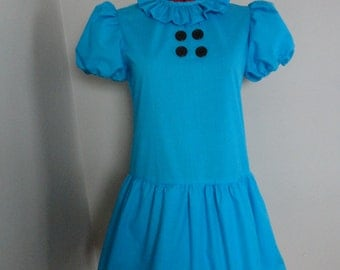 Adult size Lucy Van Pelt dress from You are a good  man CHARLIE Brown