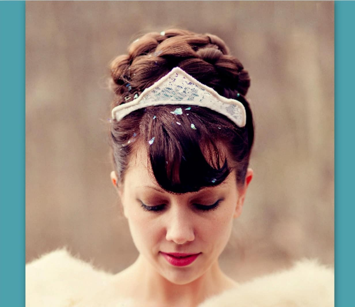 Bun Hair Pieces For Wedding Wedding Hairpiece Bun Hair