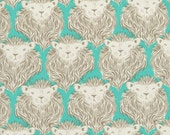 Cotton + Steel - August by Sarah Watts - Monarch in Aqua