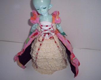 OOAK Custom Fruity YOSD Dress.