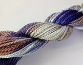 Sugar Cookie Hand Dyed Perle Cotton Thread Size 3