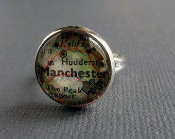 Personalized ring, custom ring, silver
