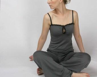 wool pajama set - MERINO II sleepwear range - made to order